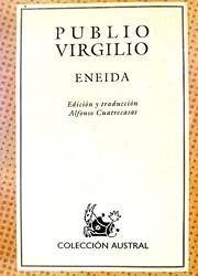 Eneida av Publio Virgilio Marón