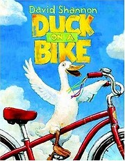 Duck on a Bike av David Shannon