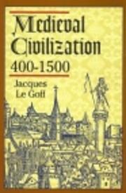 Medieval Civilization 400-1500 – tekijä:…
