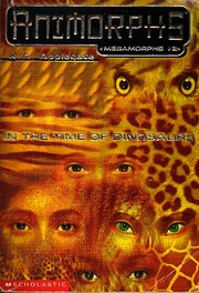 In The Time of Dinosaurs (Animorphs…