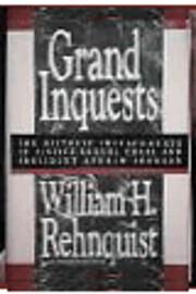 Grand Inquests: The Historic Impeachments of…