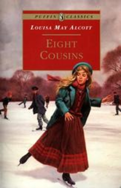 Eight Cousins cover