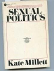 Sexual Politics de Kate Millett