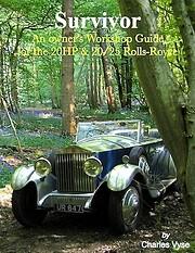 Survivor 20/25 H.P. Rolls-Royce de Charles…