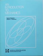 An Introduction to Mechanics par Daniel…