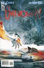 Batwoman, Vol. 2 #5 by J. H. Williams, III