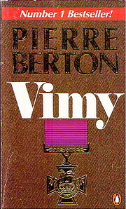 Vimy de Pierre Berton