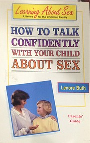 How to Talk Confidently With Your Child…