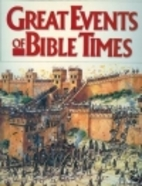 Great Events of Bible Times: New…