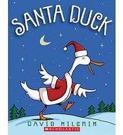 Santa Duck av David Milgrim