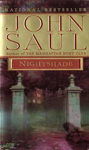 Nightshade av John Saul