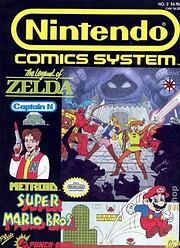 Nintendo Comics System No. 2 Super Mario…