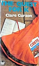 The quest for K by Clare Curzon