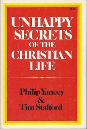 Unhappy Secrets of the Christian Life von…