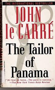 The Tailor of Panama af John Le Carré