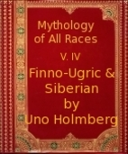 Finno-Ugric and Siberian (Mythology of All…