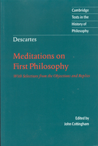 Meditations on First Philosophy by René…