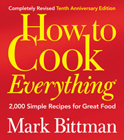 How to Cook Everything (Completely Revised…