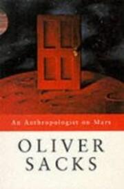 An Anthropologist on Mars de Oliver Sacks
