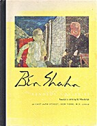 Ben Shahn exhibition: Oct. 12 through Nov.…