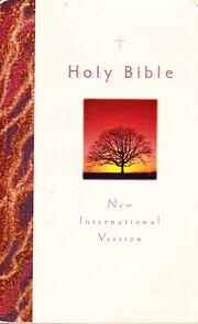 Holy Bible-NIV af International Bible…