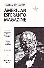 American Esperanto Magazine (77:01-03)