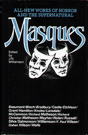 Masques: All New Works of Horror and the…
