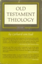 Old Testament Theology: Volume I: The…