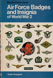 Air Force badges and insignia of World War 2…