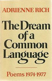 The Dream of a Common Language de Adrienne…