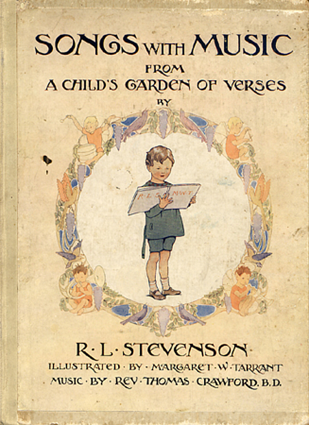 Songs with Music from a Child's Garden of Verses cover