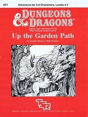 Up the Garden Path [Expert]