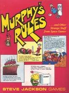 Murphy's Rules by Steve Jackson