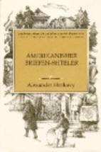 Amerikanisher Briefen-Shteler (Yiddish and…