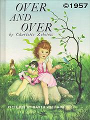 Over and Over – tekijä: Charlotte Zolotow