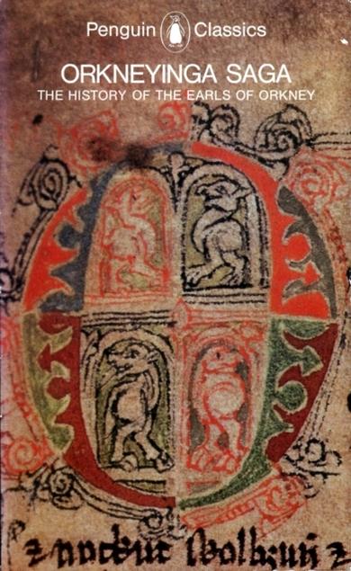 Orkneyinga Saga cover