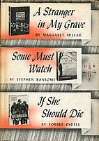 A Stranger in My Grave | Some Must Watch |…