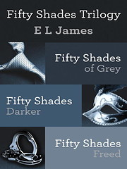 Fifty Shades Trilogy: Fifty Shades of Grey,…