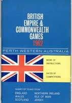 British Empire and Commonwealth Games Perth…