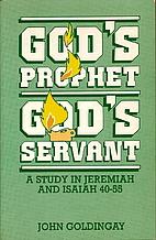 God's Prophet, God's Servant/ #05 B.c.l.…