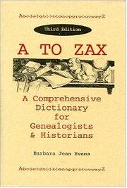 A to ZAX: A Comprehensive Dictionary for…