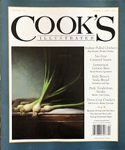 Cook's Illustrated March/April 2018 (Issue…