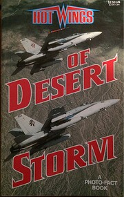 Hot Wings of Desert Storm – tekijä:…