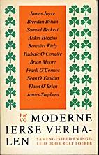 Moderne Ierse verhalen by Rolf Loeber