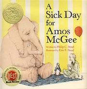 A sick day for Amos McGee av Philip…