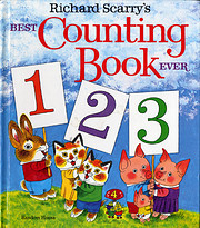 Richard Scarry's Best Counting Book Ever –…