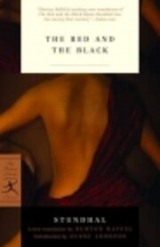 The Red and the Black (Modern Library…