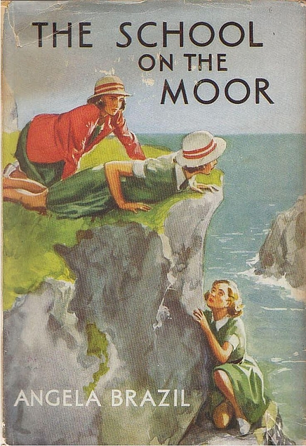 The School on the Moor cover