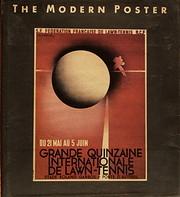 The modern poster av Stuart Wrede
