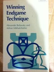 Winning Endgame Technique (Batsford Chess…